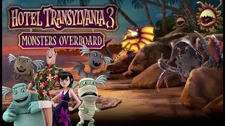 Hotel Transylvania 3 Monsters Overboard - Gameplay (PC / PS4 / Xbox One / Nintendo Switch)