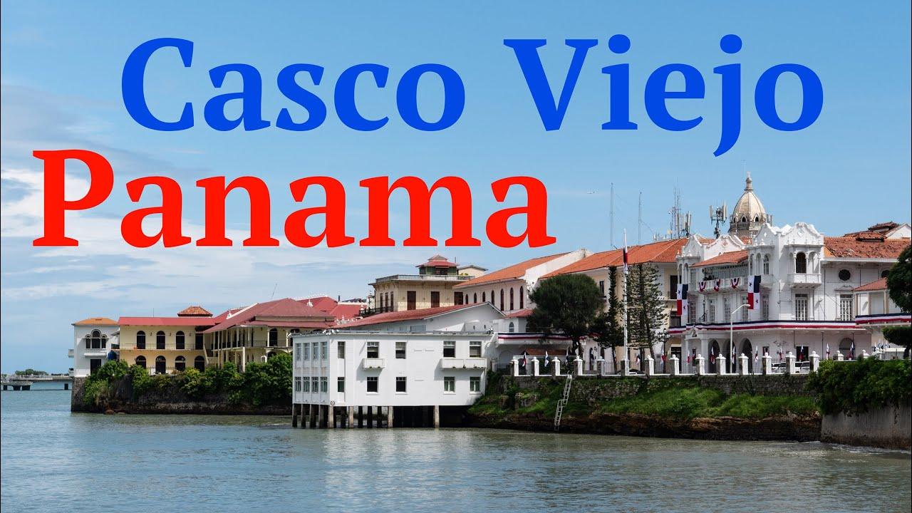 4k Walk Around Casco Viejo Panama City Panama Youtube