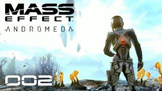 MASS EFFECT ANDROMEDA [002] [Der Frieden ist vorüber] [Gameplay Deutsch German] thumbnail