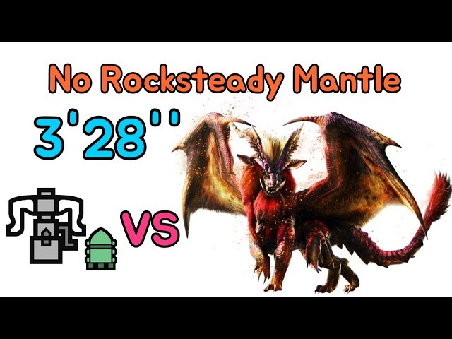 Monster Hunter World Teostra - Heavy Bowgun spread 2 ammo [No Rocksteady Mantle]