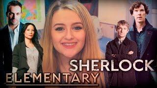 Шерлок vs Элементарно СТ#3