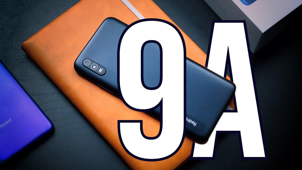 Xiaomi Redmi 9A   ارخص موبايل كويس ممكن تشتريه 💰