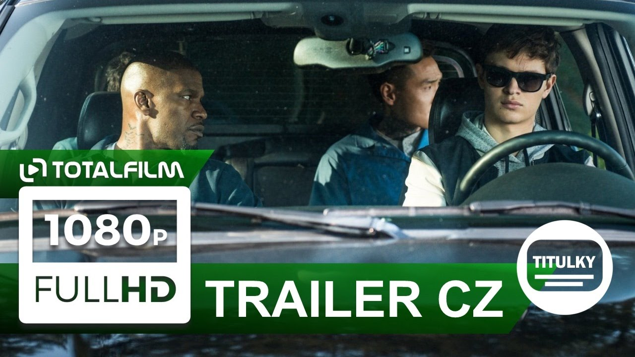 Download Baby driver (2017) CZ HD trailer