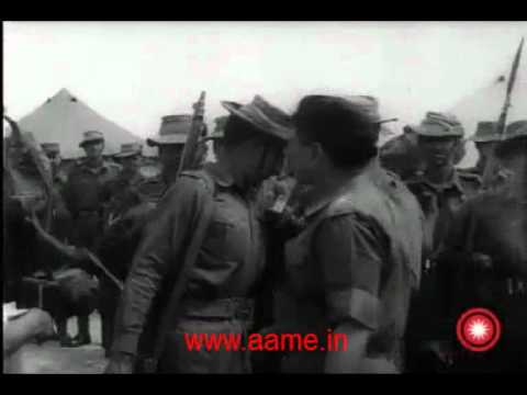 Indian soldiers deployed in Congo during the Congo crisis of 1960-65