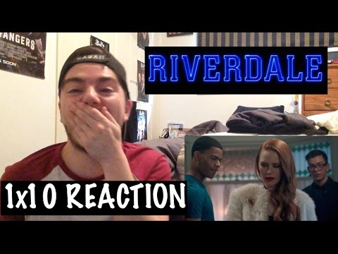 Download RIVERDALE - 1x10 'CHAPTER TEN: THE LOST WEEKEND' REACTION