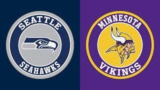 NFL Picks (8/18/19) Seattle Seahawks vs Minnesota Vikings