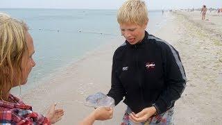 Эта страшная медуза!