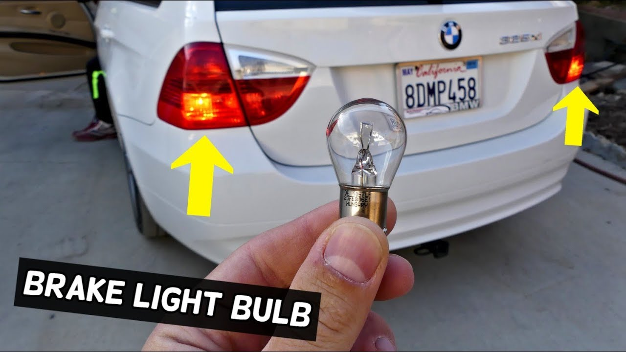 Bmw Light Bulb