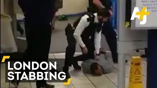 Man Stabs 3 People In London Tube Station – Yells 'This Is For Syria'