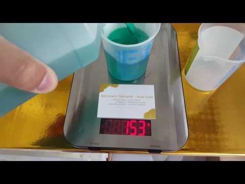 Elektrolyte erheblicher Qualitätsunterschied