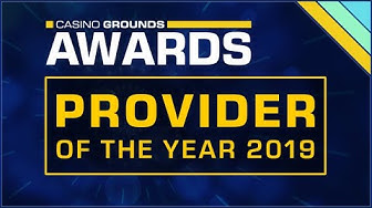 Your Slot Provider of the Year 2019