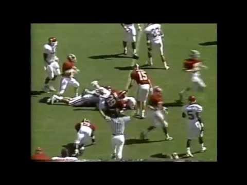 1993 Arkansas vs. #2 Alabama Highlights