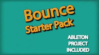 Bounce Starter Sample Pack [FREE DOWNLOAD] + Ableton Project(Download for free: https://theartistunion.com/tracks/e9fa98 Non Ableton Users [FL, Cubase, Studio One, Pro Tools, Logic Pro, Etc...] here is the MIDI: ..., 2016-05-10T22:36:08.000Z)