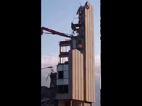 Rahandusministeeriumi lammutamine 1, 28.07.2015