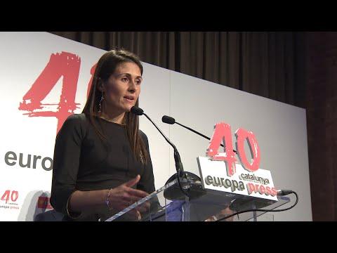 Europa Press Catalunya celebra su 40 aniversario
