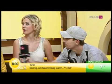 PKFR Austria // Austrian morning TV show (Cafe Puls)