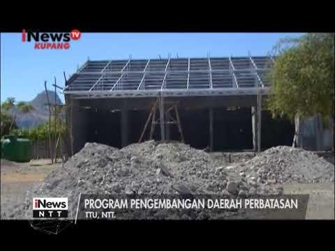 iNews NTT - Pembangunan Arena Sport Park Dibatas TTU - Distrik Oekusi Timor Leste
