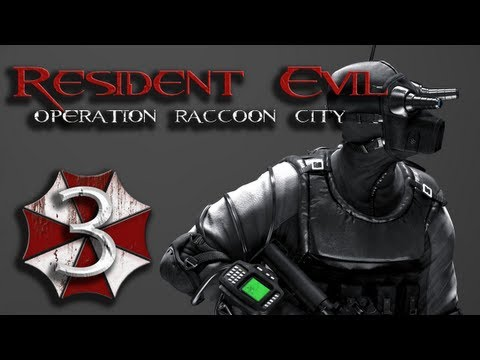 Resident Evil Operation Raccoon City - EP03 - This Game Man... (co-op feat. PauseUnpause)