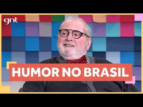 Humor no Brasil | Papo de Segunda