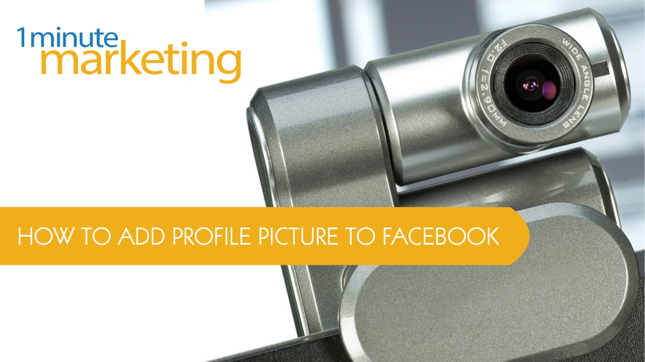 How To Add Profile Image To Facebook Business Page