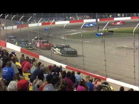 Sportsman Feature - 6.18.16 - Jefferson Speedway