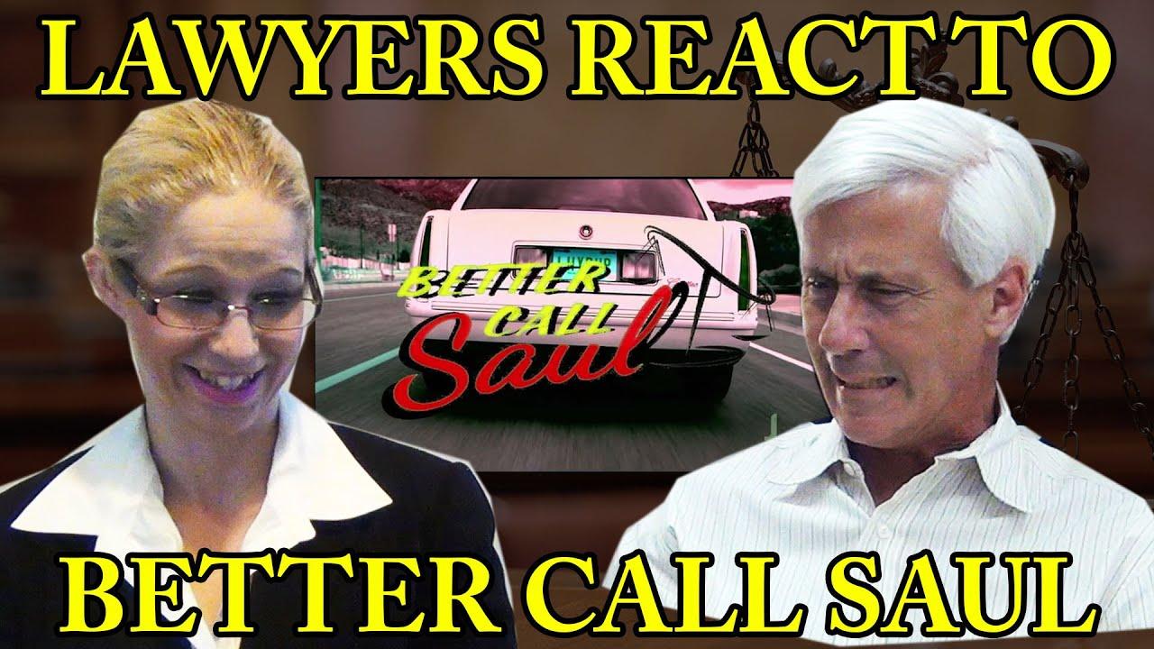 REAL LIFE 'SAUL GOODMAN' REACTS TO BETTER CALL SAUL