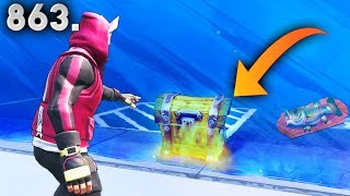 THE FORBIDDEN LOOT CHEST..!! Fortnite Funny WTF Fails and Daily Best Moments Ep. 863