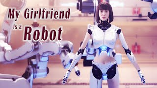 Download New Romance Movie | My Girlfriend is a Robot | Love Story film English, Full Movie HD