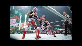 WWE Komik Montaj - The Lucha ve New Day VS Cesaro,Kid ve The Ascension #4 (küfürlü)