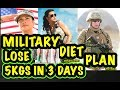 Military Diet Plan | Lose 5 Kgs in 3 Days