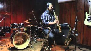 Stephen Bishop - It Might Be You (Sax Soprano Cover) by Rodrigo Carvalho