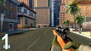 Sniper 3D Gun Shooter Free Fun Shooting Games REGION TONKA BAY Android Gameplay #1