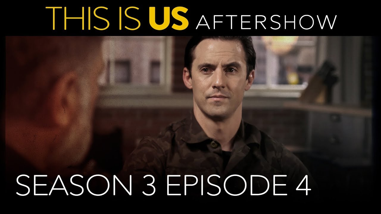 6bc41fa1099d Aftershow  Season 3 Episode 4 - This Is Us (Digital Exclusive - Presented  by Chevrolet)