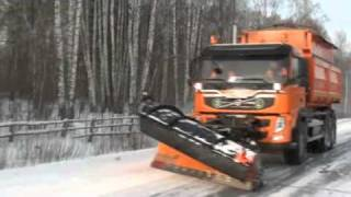 Уборка снега (Сабинский филиал)(Уборка снега новой техникой., 2011-12-01T05:39:05.000Z)