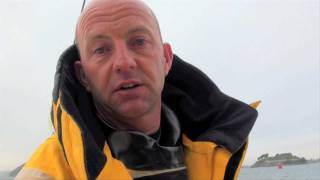 Volvo 70s in Record Breaking Fastnet Battle   Volvo Ocean Race 2011-12