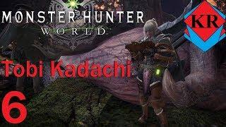 Monster Hunter: World The Thunder kitty Tobi kadachi Hammer gameplay
