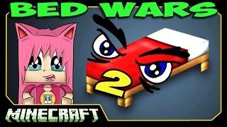 ч.02 Bed Wars Minecraft - Лучшая команда в Мире!!!