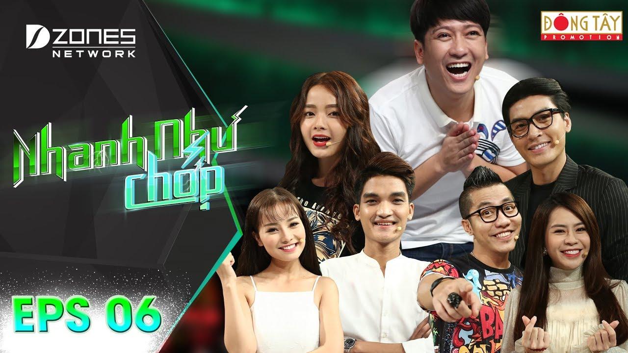 Nhanh Như Chớp | Tập 6 Full: Trường Giang-Hari Won Bất Ngờ Trước Sự