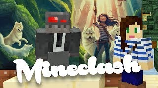 Stacy's Book vs. Graser's Book Challenge! | Mineclash Special
