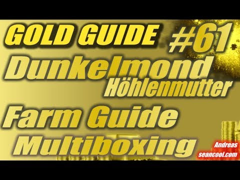 WoW Gold Guide #61: Dunkelmond Höhlenmutter Mondfang Items | Farm Guide | Multiboxing