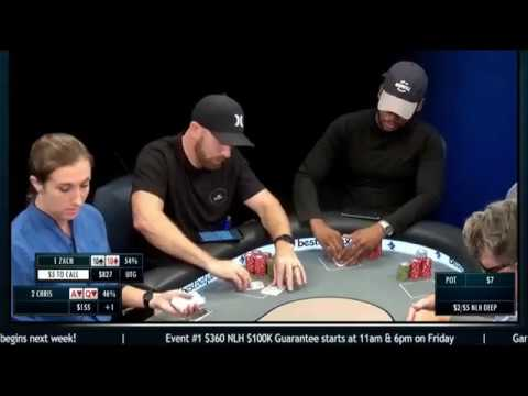 Full Length Training Video Of A Low Stakes Live Game ($2/$5NL)