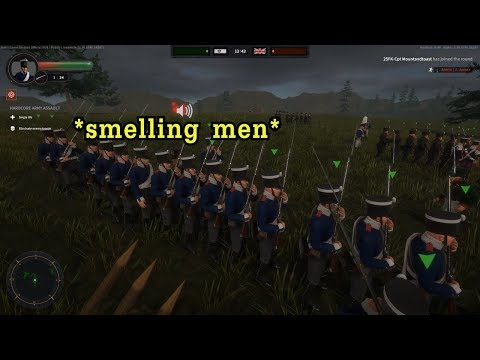 Holdfast Nations at War shows the brutal reality of 19th century musket warfare... streaming vf