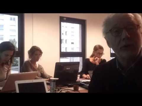 """Présentation de l'INFIPP et des ateliers """"MOOC Itypa"""" par André"""
