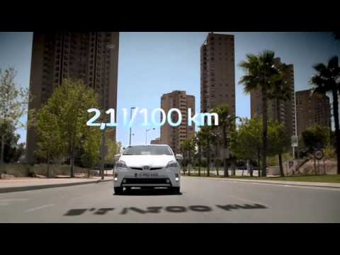 Toyota Prius Plug-in Hybrid: powertrain e layout