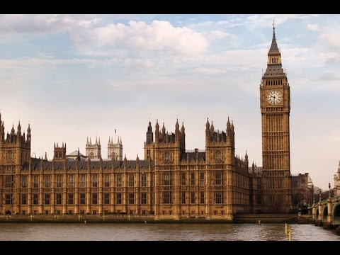 London Palace of Westminster Tour Travel | Palace of Westminster Destinations Video 2015