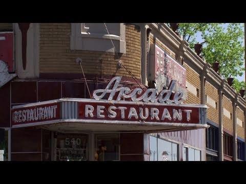 Memphis: Arcade Restaurant - Set of Jim Jarmusch