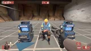Team Fortress 2 Уроки шпионажа Оружие шпиона mp4 1280x720