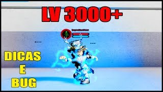 LEVEL 3000 + NO BOKU NO ROBLOX!! TIPS AND BUGS HOW I GOT IT!! ADVANCED