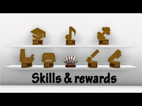 How To Get Skills & Rewards?  Roblox  BloxBurg