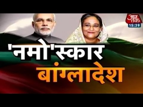 PM Modi, Sheikh Hasina Flag Off Bus Services Between Bangladesh and India